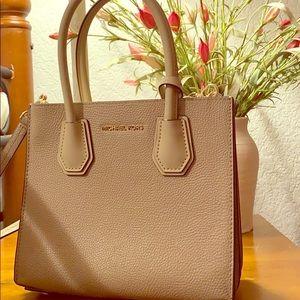 Beige taupe Michael Kors little purse